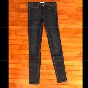 EUC Zara Trafaluc slim jeans sz 6